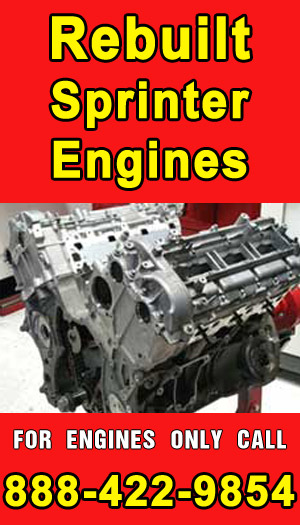 sprinter engines