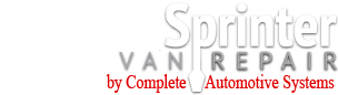 Southwest San Gabriel Valley Sprinter Repair