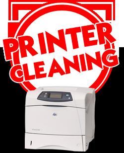 Laser Printer Cleaning