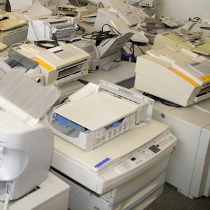 copy machine recycle
