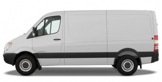 Sprinter Van Service - Central City, AZ
