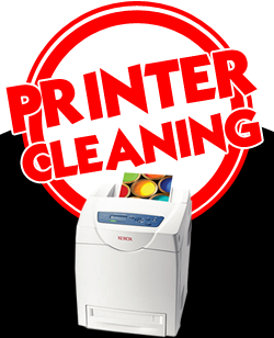 Xerox Printer Cleaning